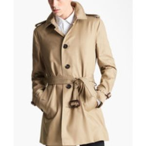 Burberry London Britton Trench Coat size 48/M